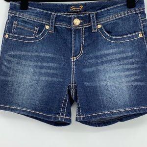 Seven women's shorts jeans denim size 8